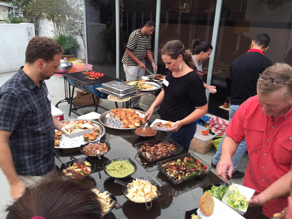 We kicked off a new school year with a true American tradition: barbecue!  Join us  for our next member-only event.