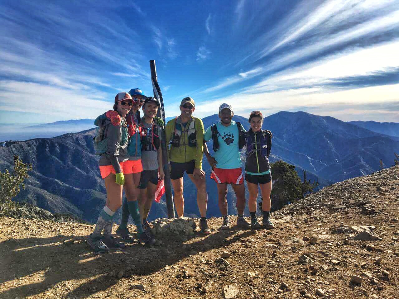 Mile 4 of 22- Mt Baden Powell