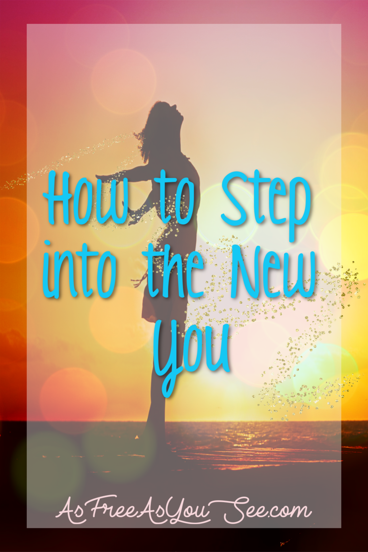 In this spiritually enlightened blog, learn the number one hack of letting go of your past self and step into your new self.  In this stage of transformation, there is an internal conflict, well all experience but there has to be a way to really step into the new you and let go of the past.  Learn how that's possible with this self-help blog.