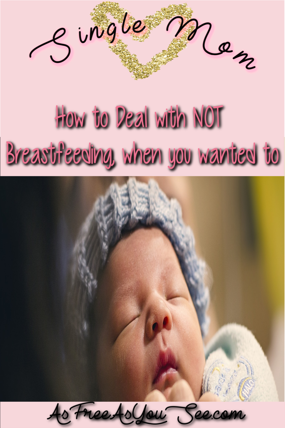 In this how-to blog, learn how to deal with the inability to breastfeed postpartum.  Learn 5 tips that can help you through feelings and triggers of failure and inadequacy during your special time as a mother.