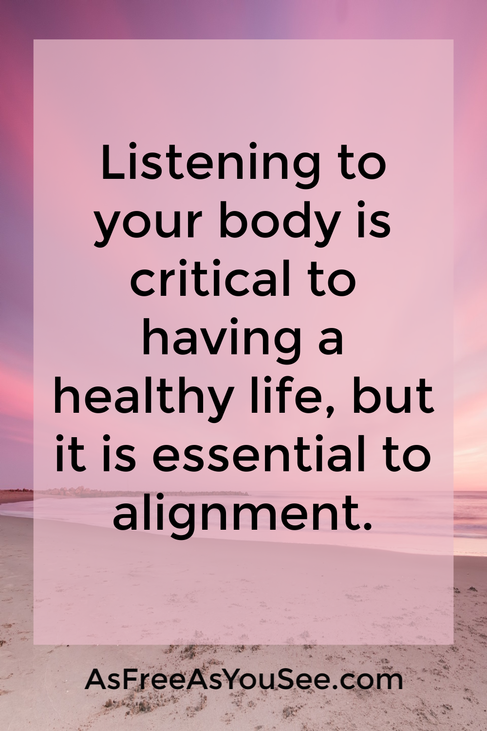 If you struggle with manifesting your dream life, you're missing this one element that matters most. Alignment.  Learn 3 tips on how you can get into alignment and start manifesting your best life.