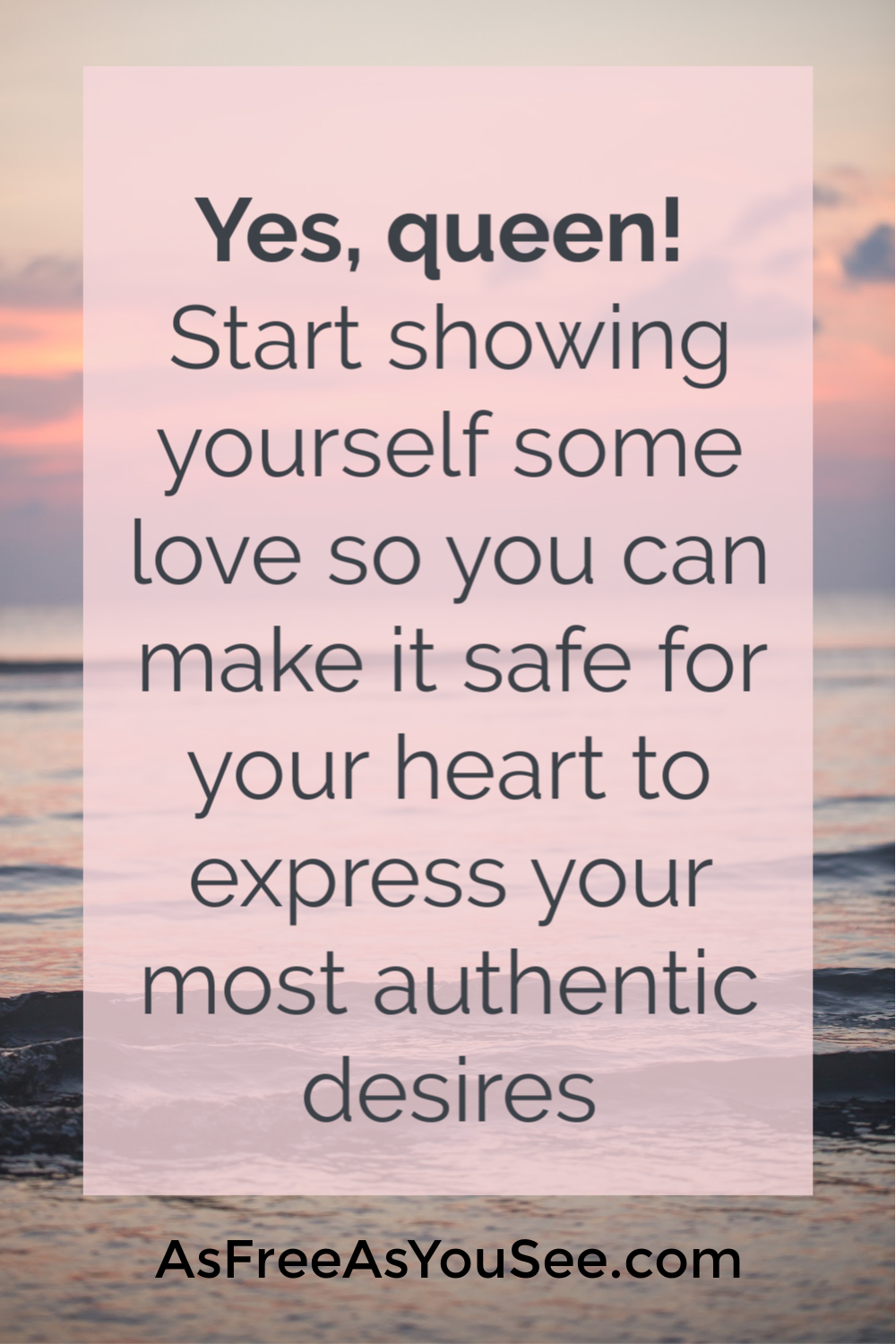 Following your heart can seem scary AF.  With this how-to self-help blog, learn 5 tips that can set you on the path of following your heart and self-discovery. Read the blog, now, and allow your heart to be the guide.