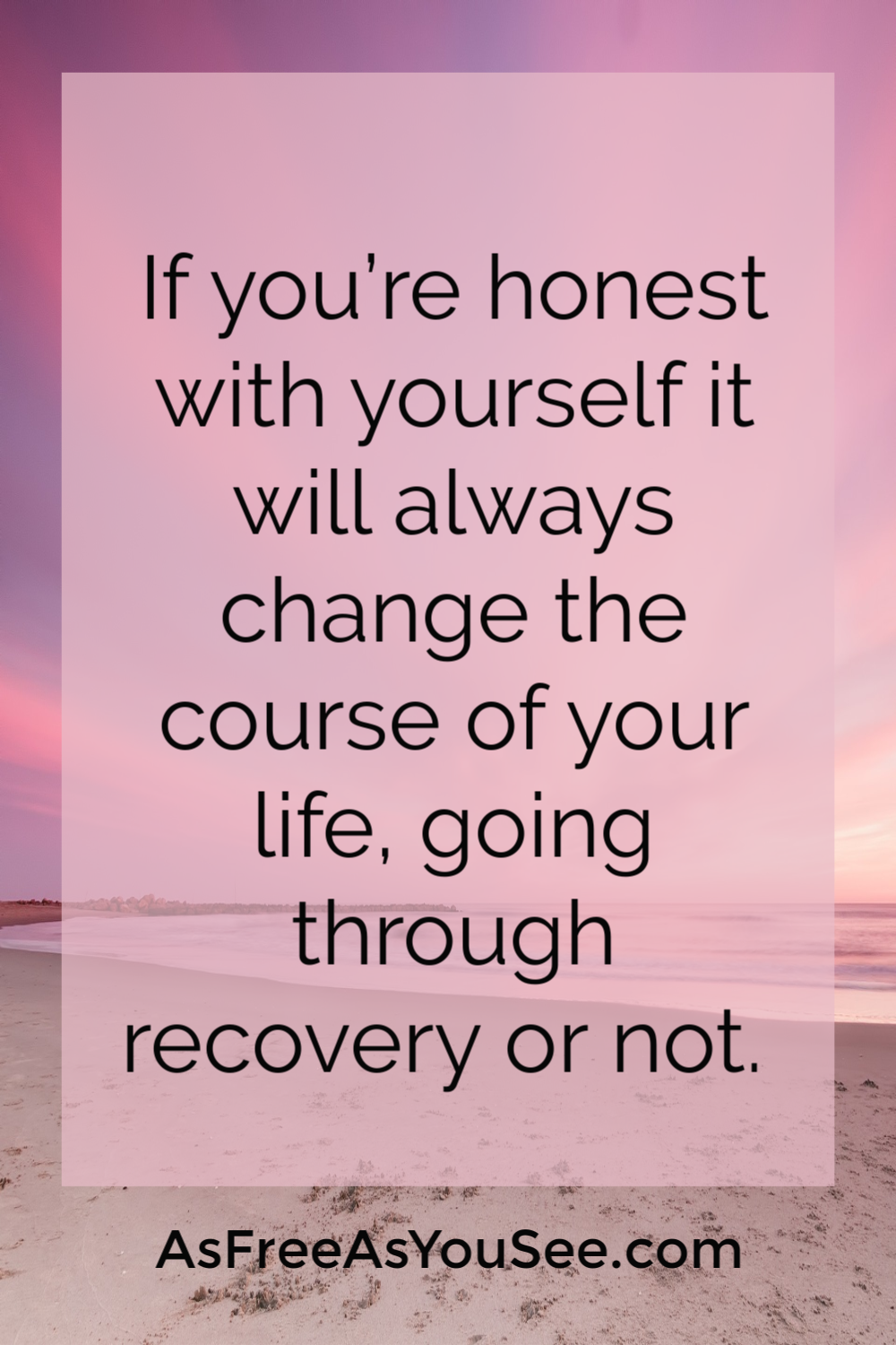The 3 Most Important Things You Can do on the Road to Recovery