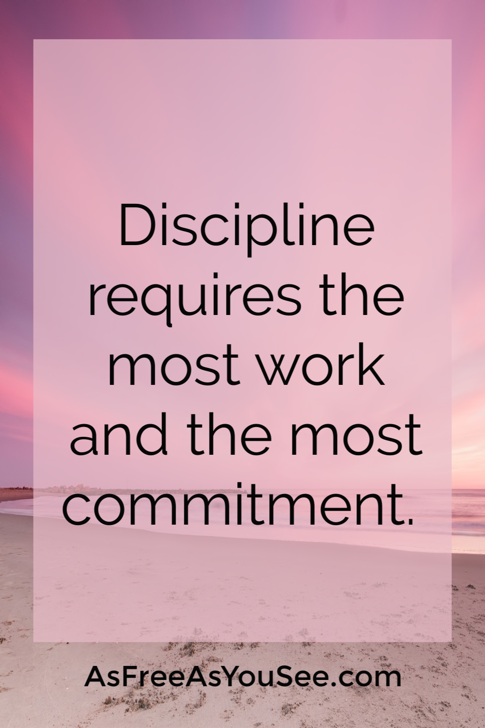 5 Tips to Get & Stay Disciplined
