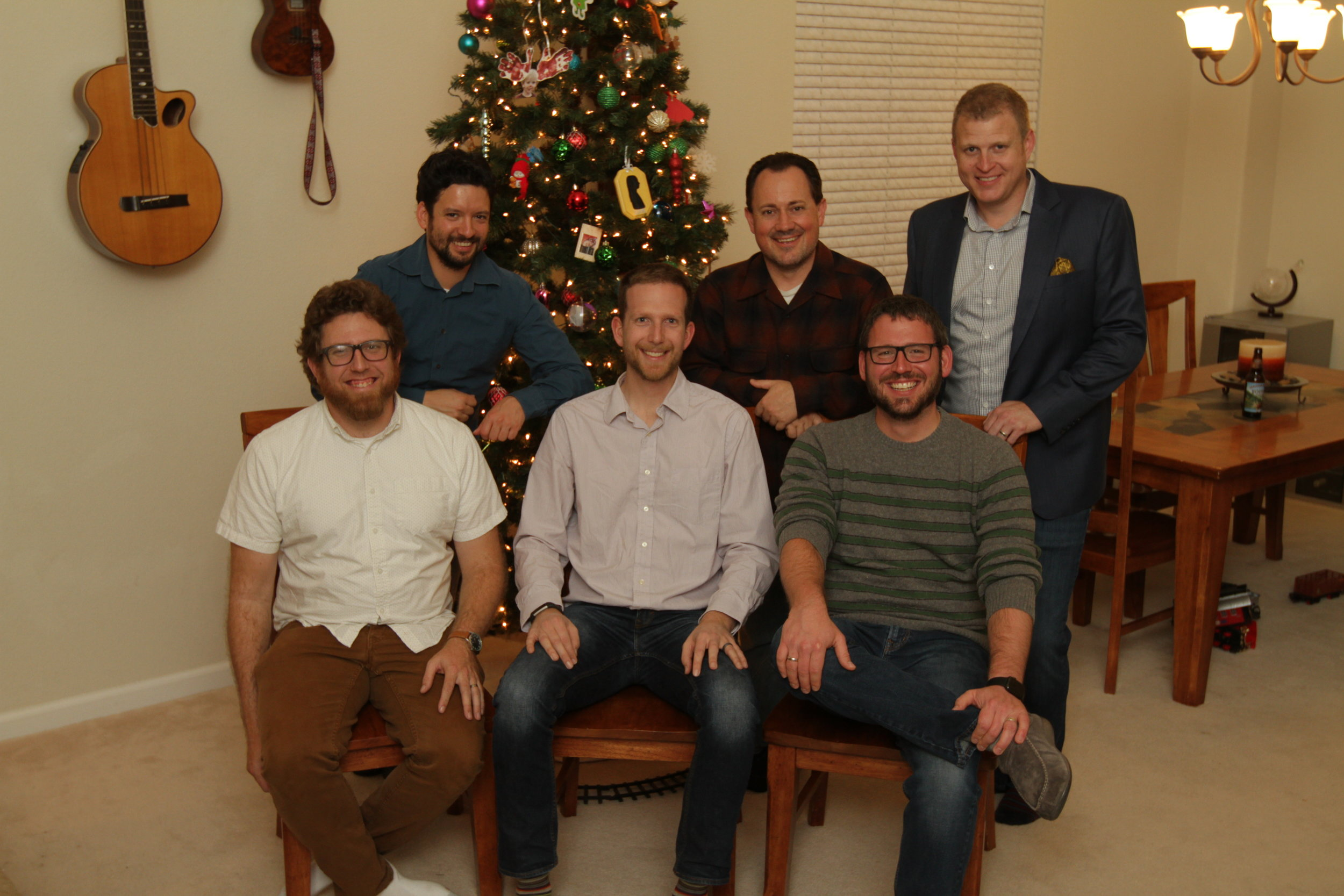 The Clubhouse Studios Team.