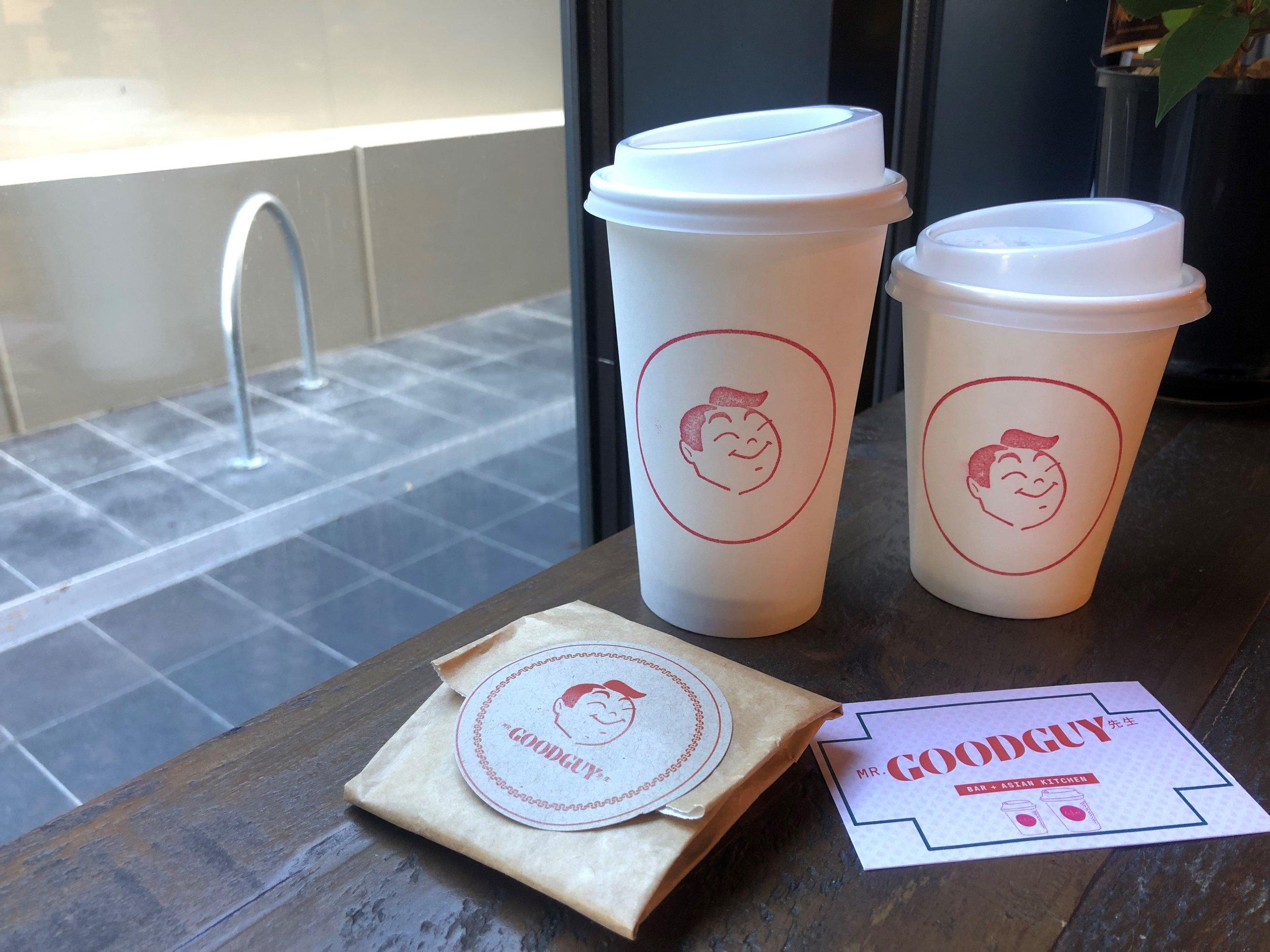 Mr Good Guy - Hobart Restaurant- coffee