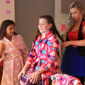 Pamper Party -