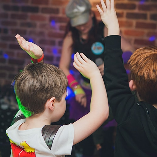 Rocking Kids Disco Party