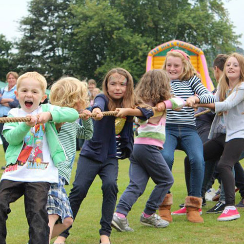 Outdoor Party Games for Kids Park Parties