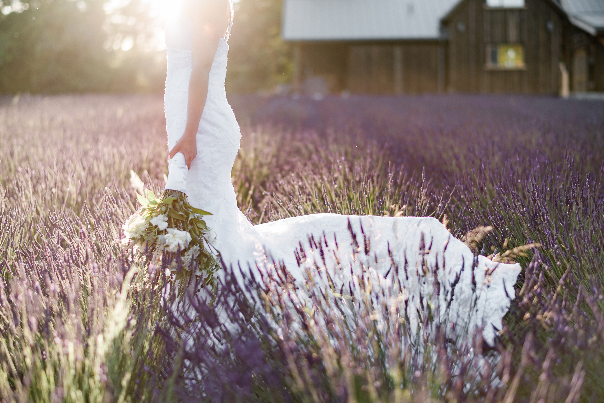 Bilston Creek Farm styled wedding photography shoot In Victoria BC