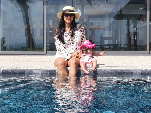 Mummy and Me time : priceless. Time at our Villa: Starting at 1350++ USD Contact AJ : +66 819681178 or manager@Twinvillasnatai.com or visit or website for more details www.twinvillasnatai.com #luxuryvilla #luxuryvillas #phuket #nataibeach #villa #villas #phuketvillas #blue #sky #summer #baby #mummyandme #luxuryvillaphuket #phuketluxury #luxury #swing #twinvillasnatai #natai #nataibeach