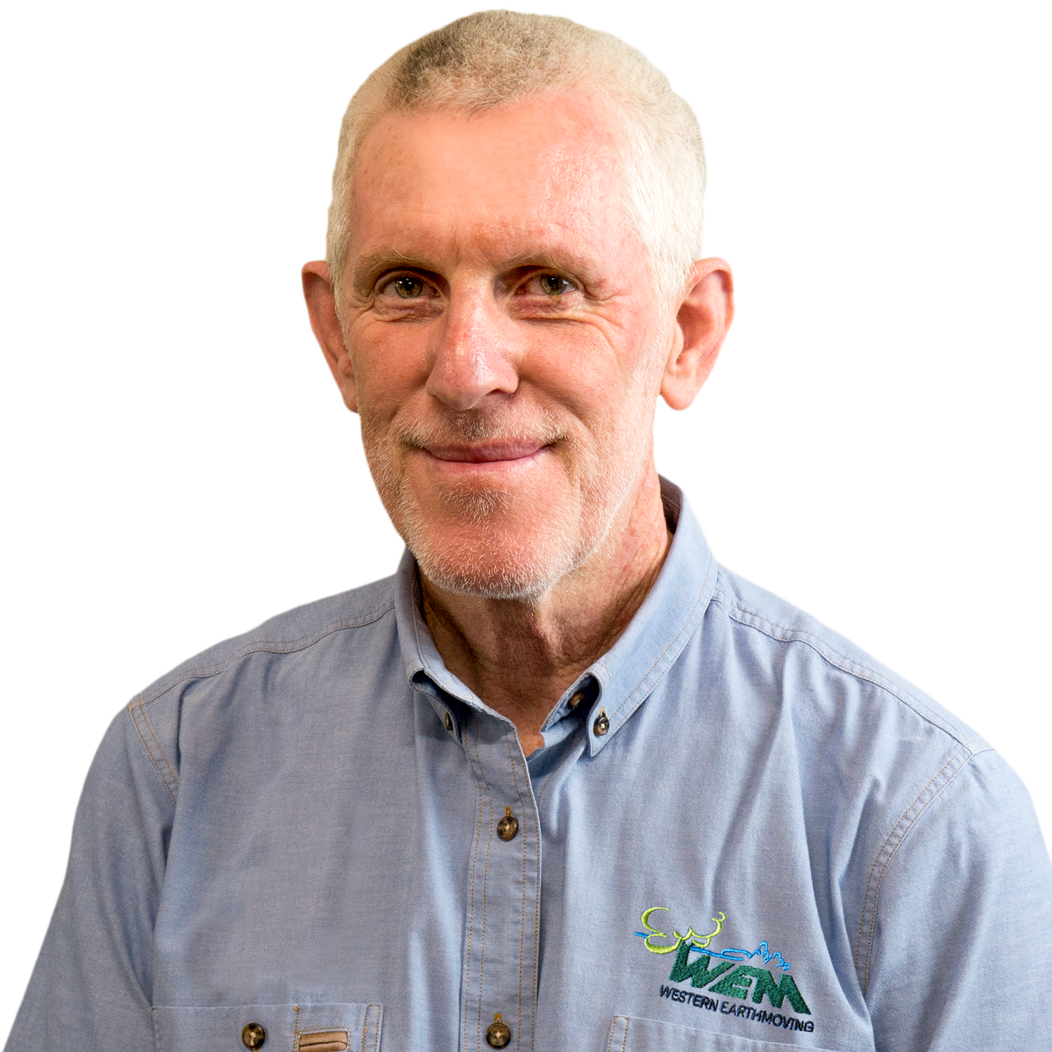 PAUL CHAPMAN - HEAD OF PROJECT MANAGEMENTPaul is approaching his 40th year with WEM. He has worked through the ranks of surveying, estimating, engineering, and now heads project management.