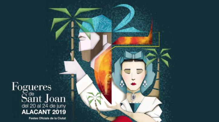 Hogueras de San Juan del 20 al 24 de junio