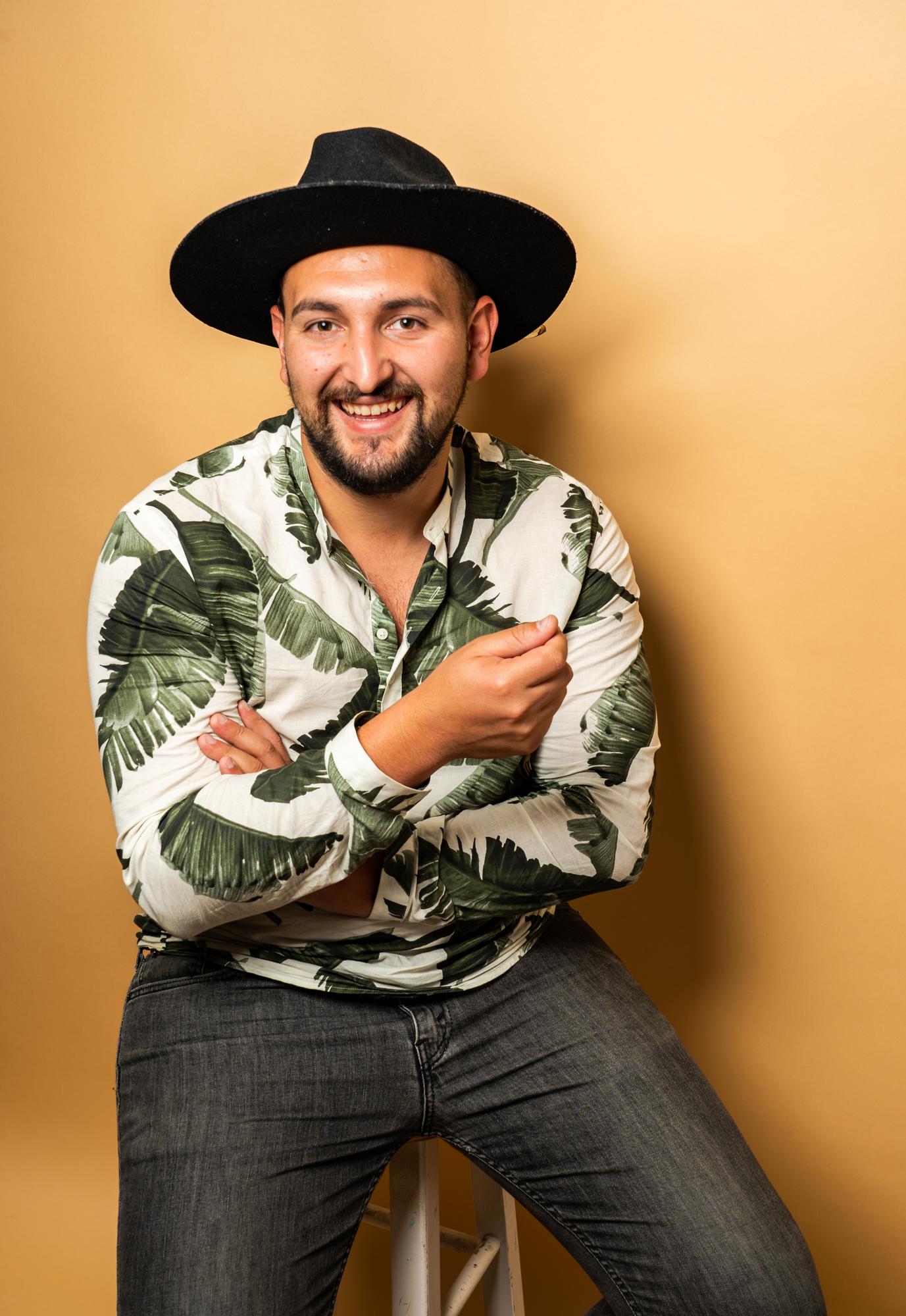 Jordan Verdin, Co-Photographer, Ally