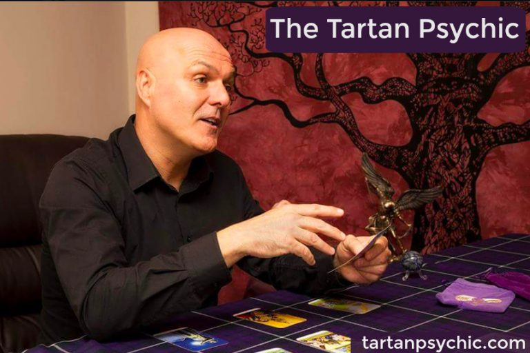 Tartan Psychic -