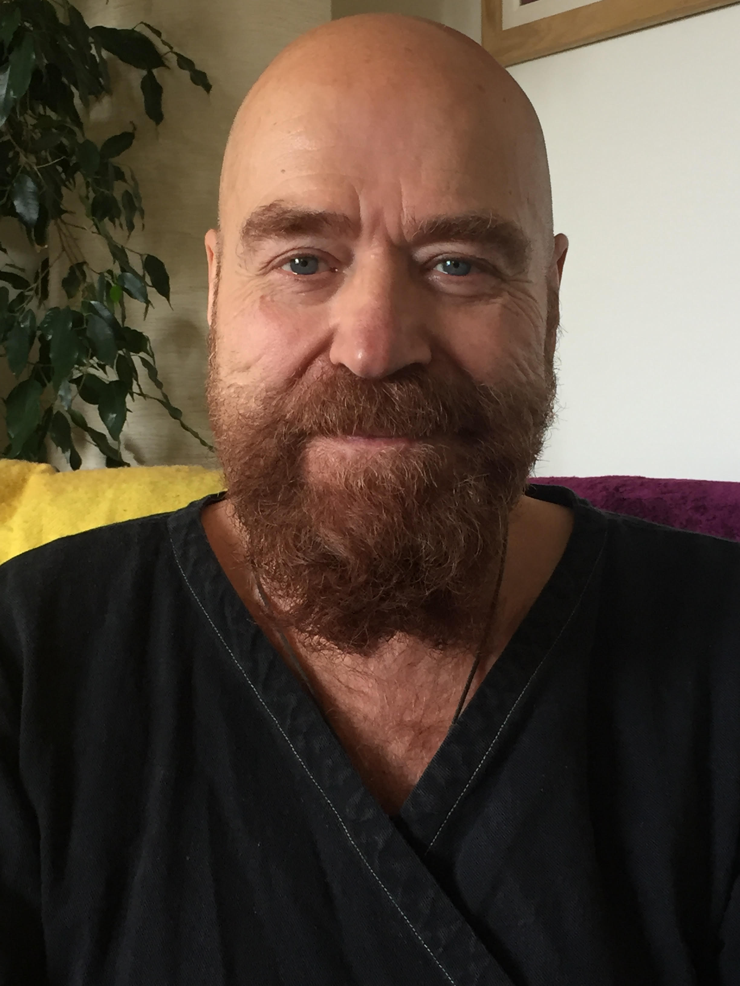 Kenneth Svala - Tibetan Medicine Healer