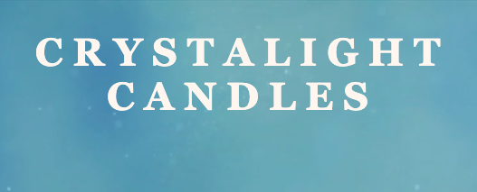 Crystalight Candle -