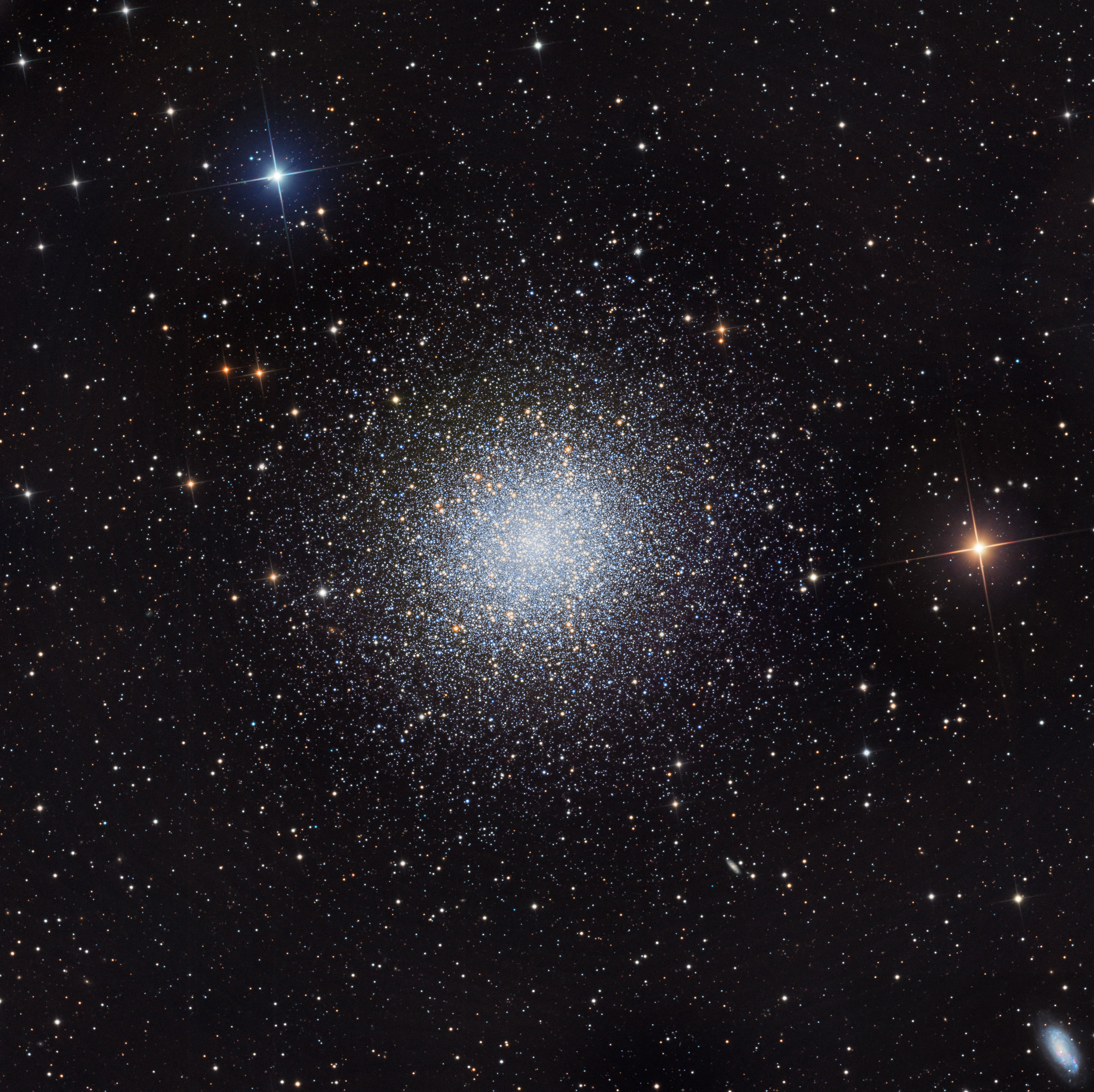 Star clusters -