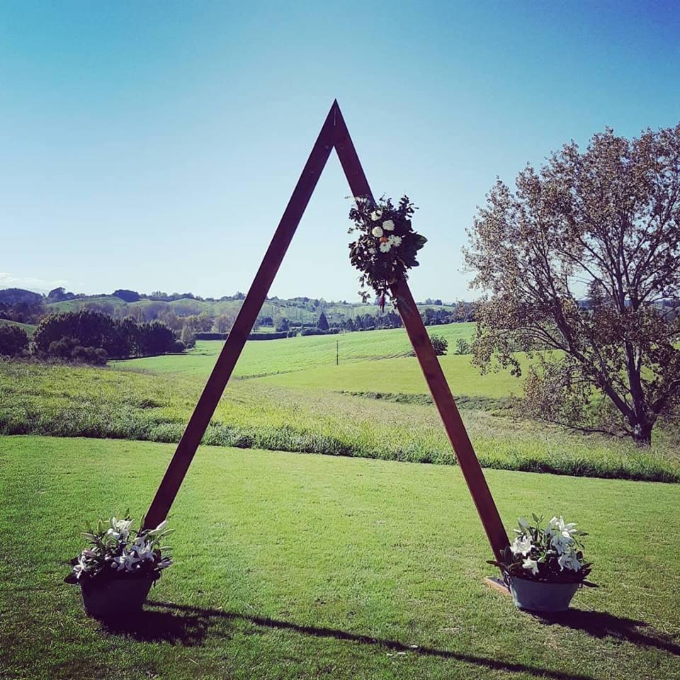 GK Triangle Arch