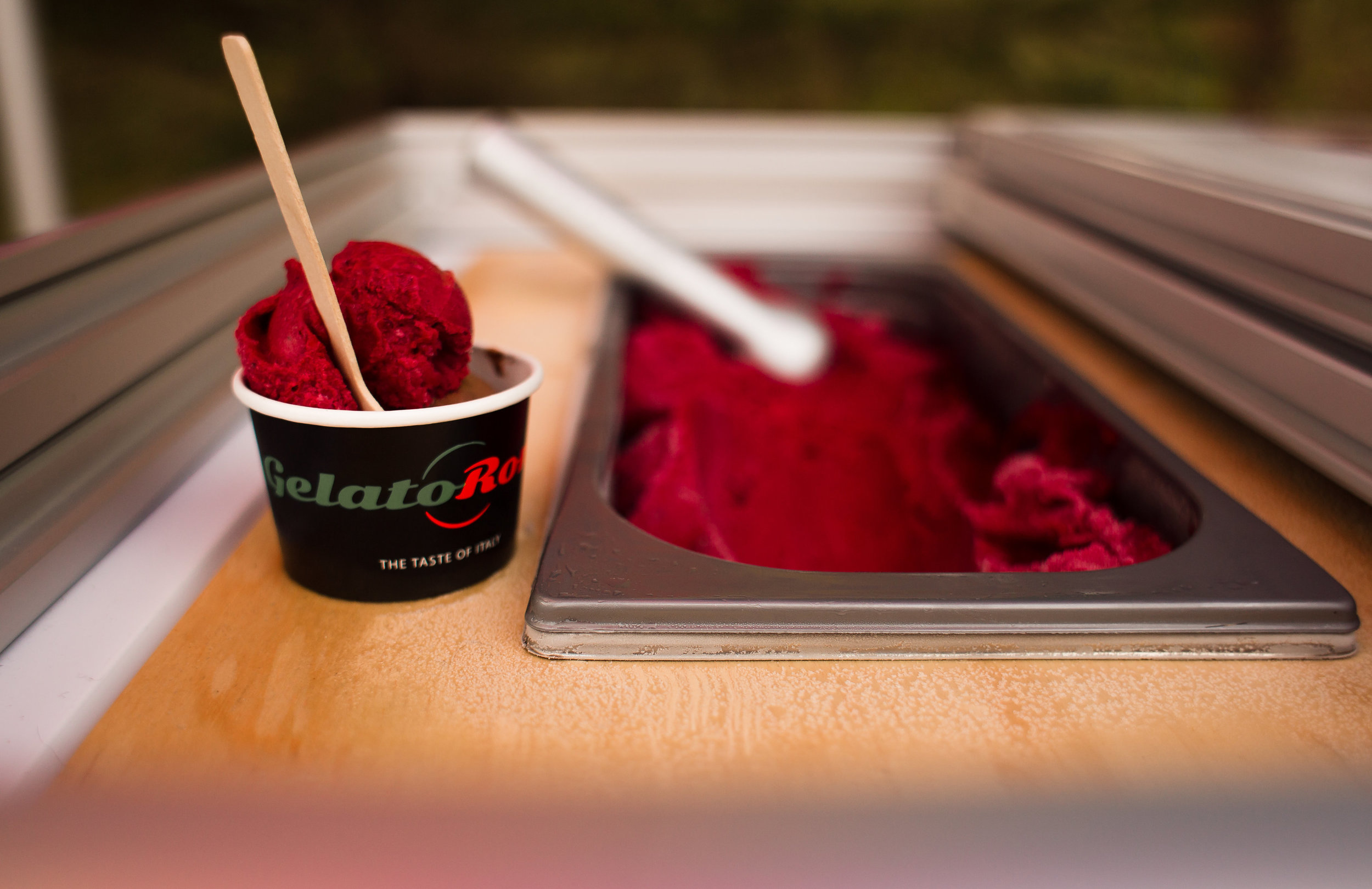 Icicle Tricycle Gelato Roma Special Recipes