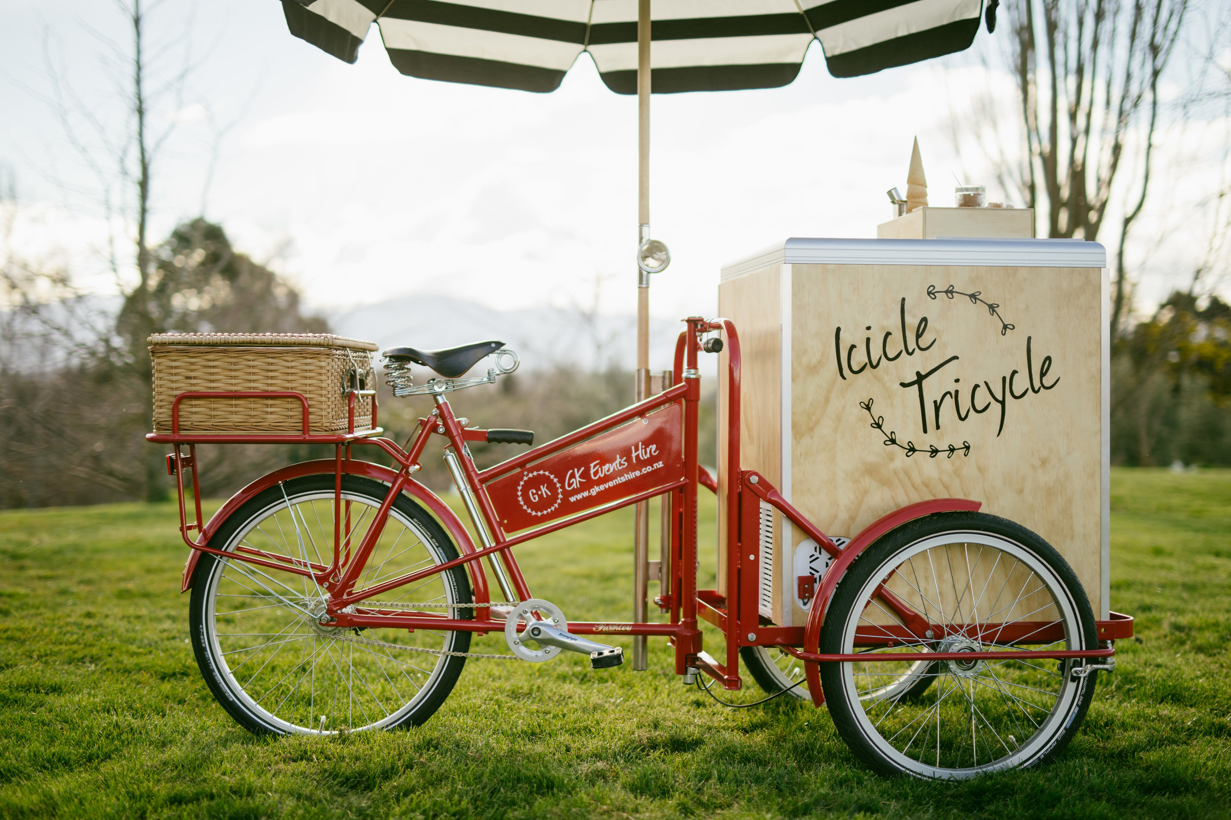 Copy of Icicle Tricycle