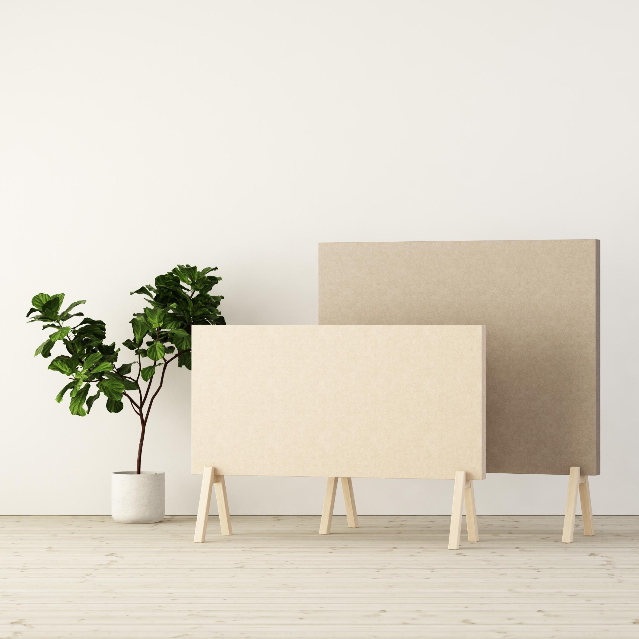 Limbus Subtle, floor screens by Glimakra of Sweden 2017, design Johan Kauppi