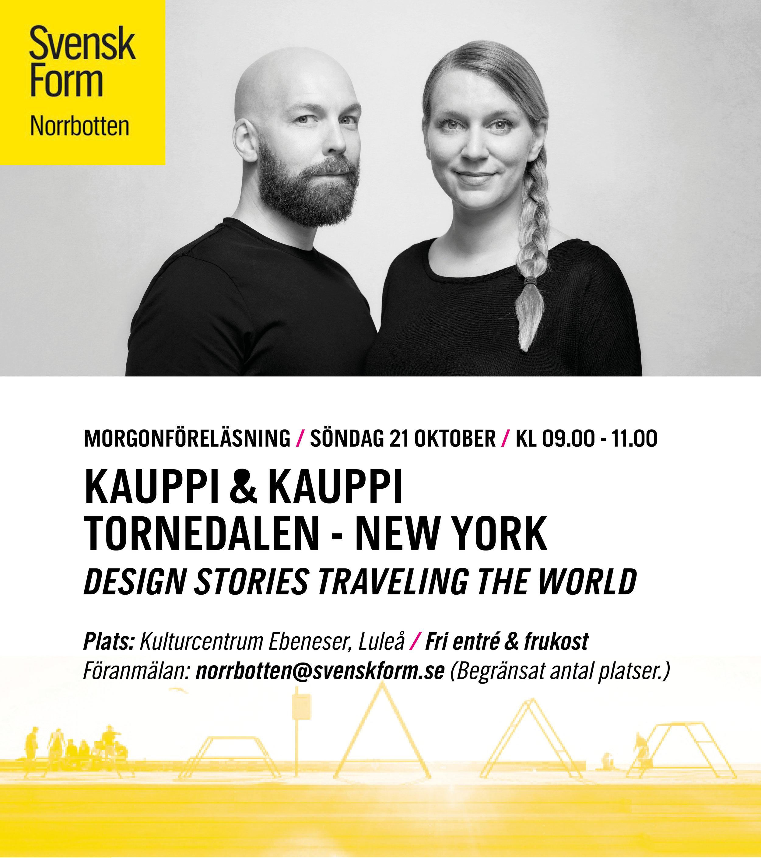 Svensk Form - Kauppi & Kauppi - Föreläsning Oktober 2018 - 2.jpg