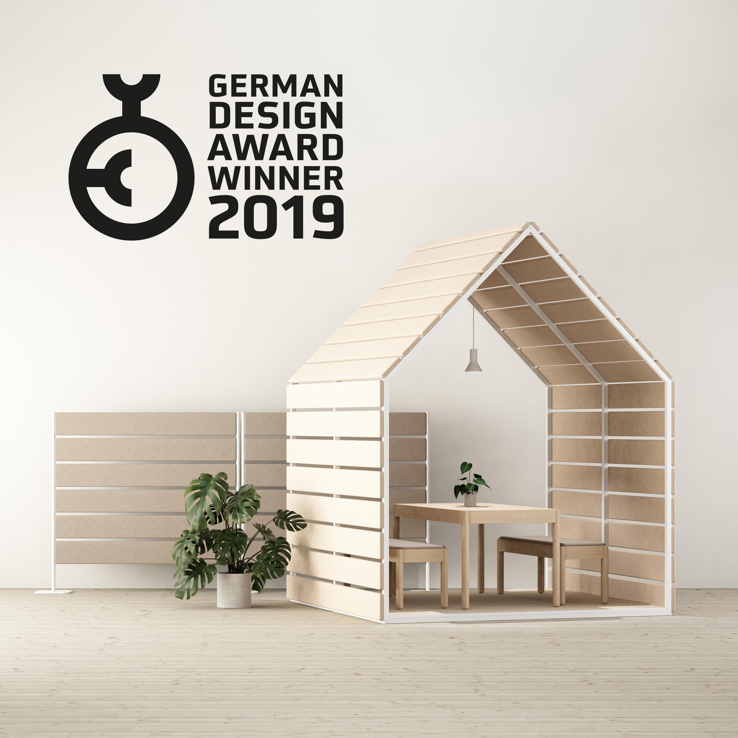 The barn & Fences - Winner - German Design Award 2019 - Design Kauppi & Kauppi