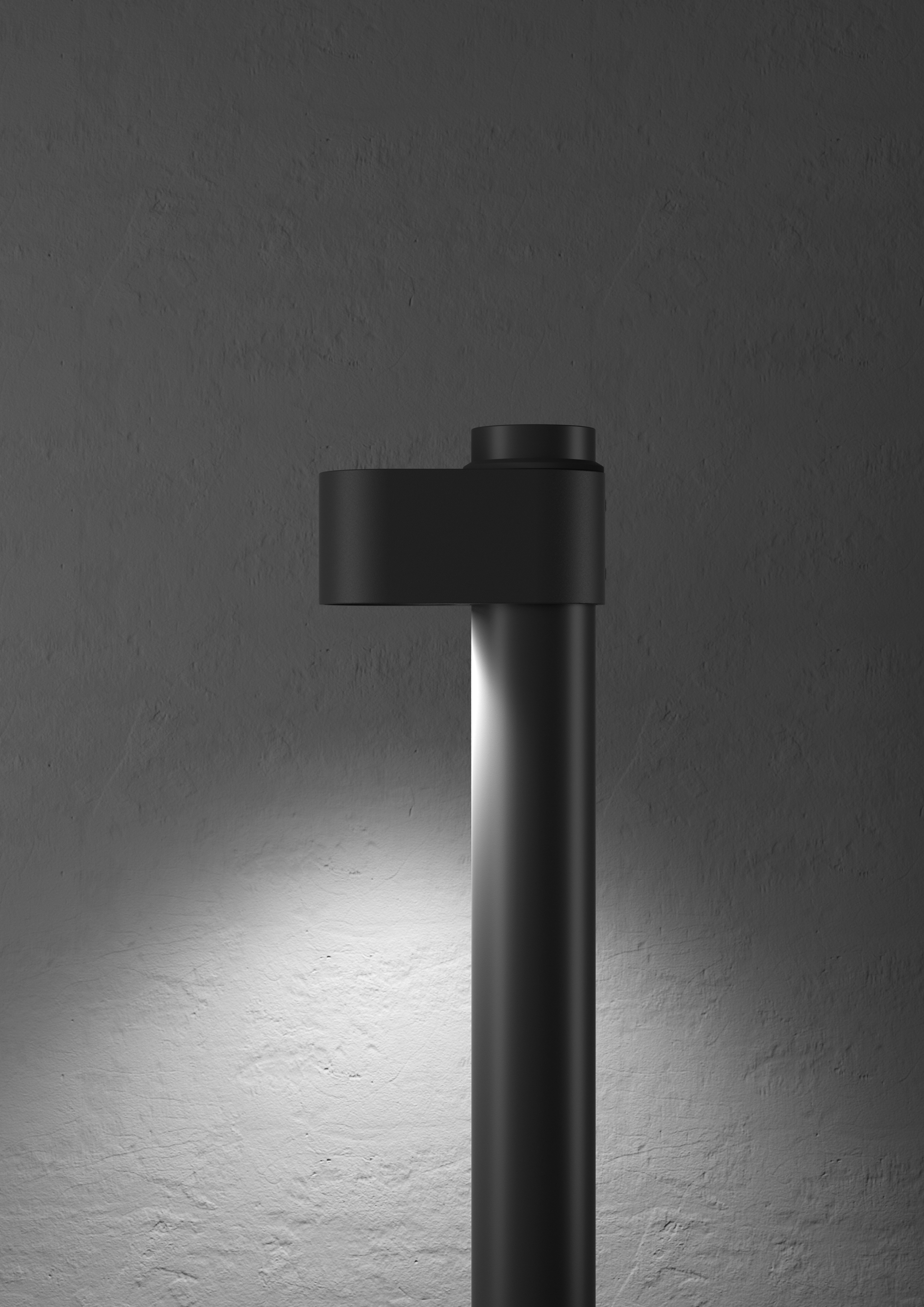 Pathfinder Bollard by Zero Lighting - Design Kauppi & Kauppi