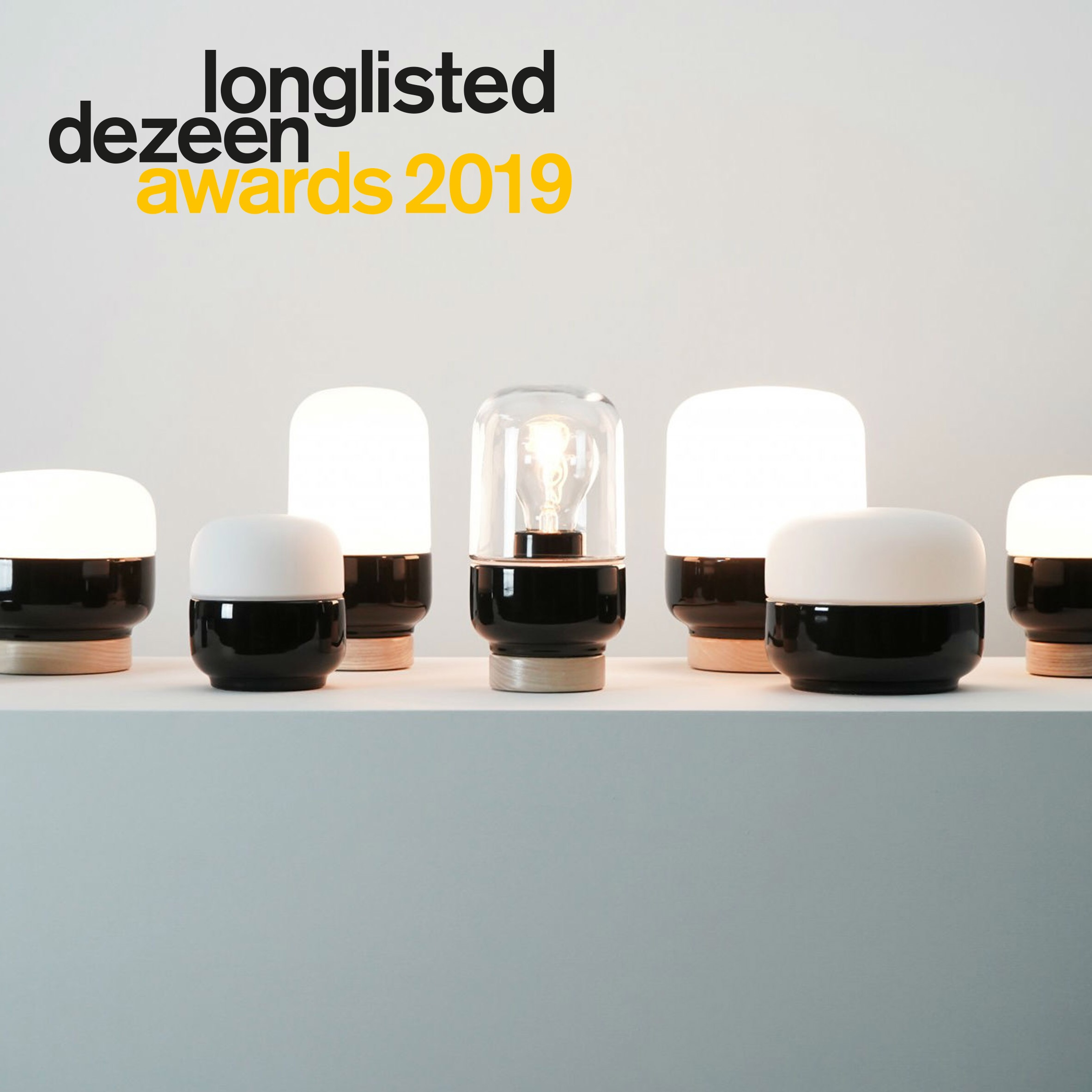 Longlisted in Dezeen Awards 2019 - Ohm Collection by Kauppi & Kauppi for Ifö Electric