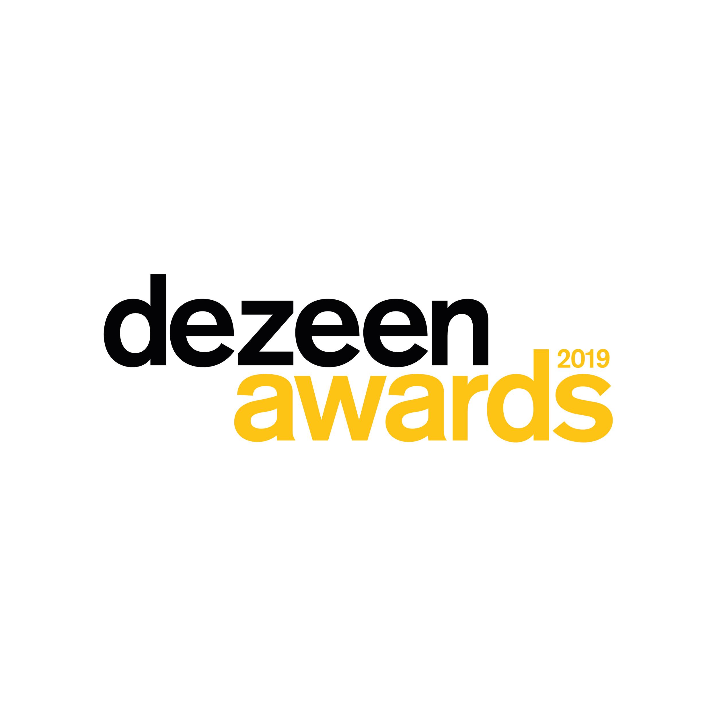 Dezeen Awards 2019 - Longlisted .jpg