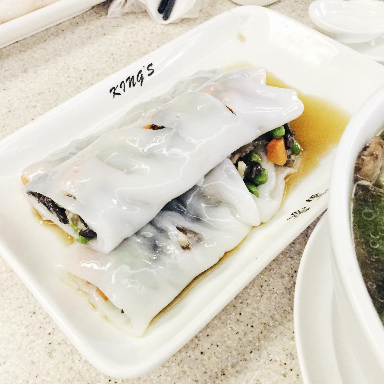 Rice Flour Roll