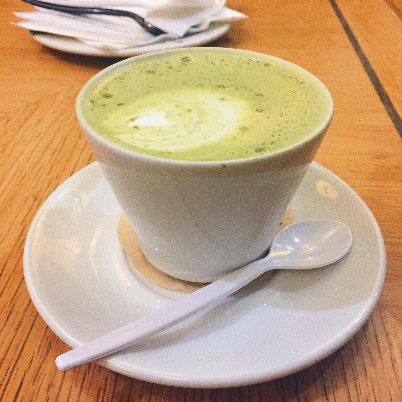 Matcha Green Tea Cappuccino ~ 34.90 ZAR