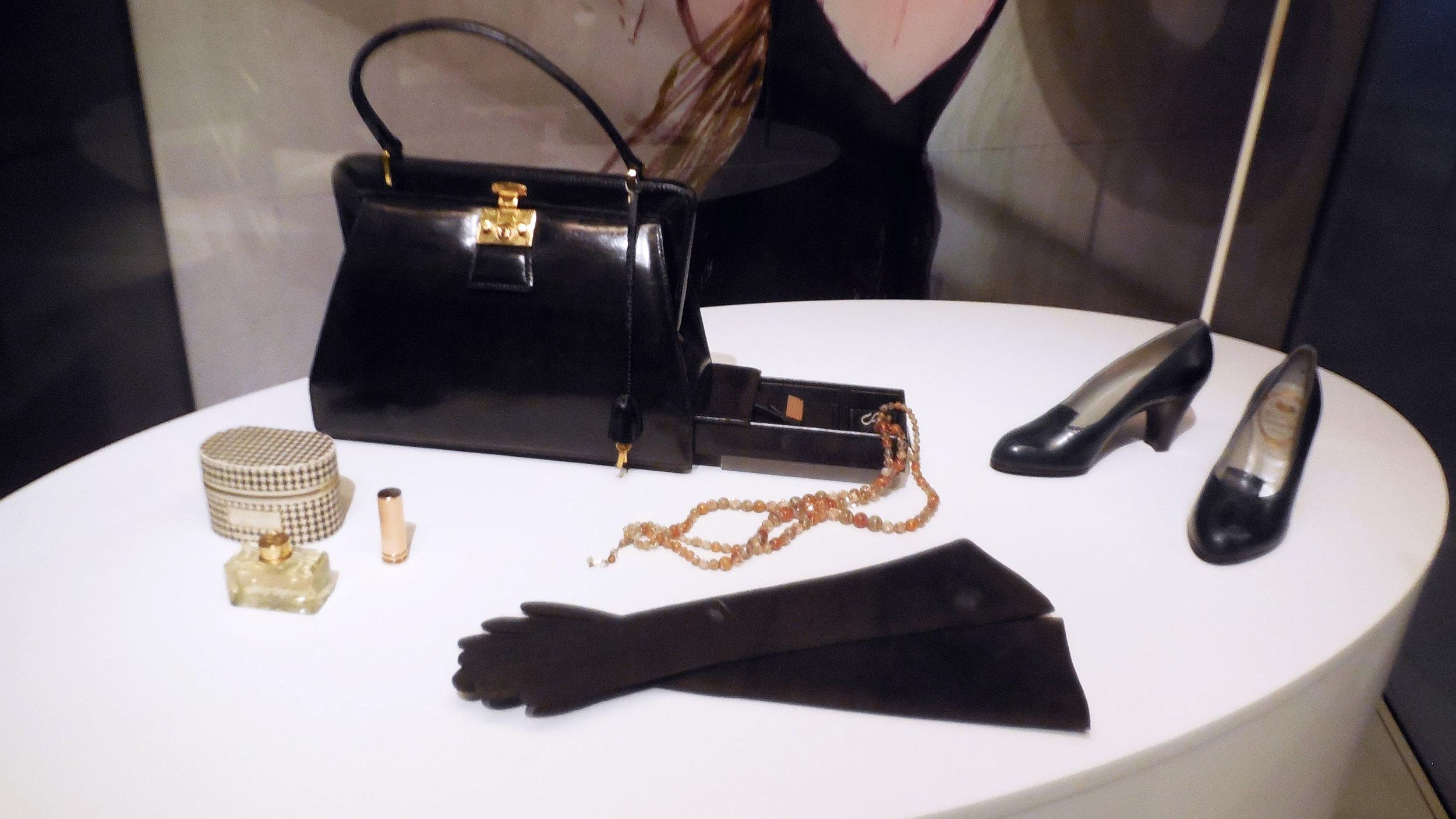Dior bag, Lipstick, Perfule, Glove and Shoes.jpg