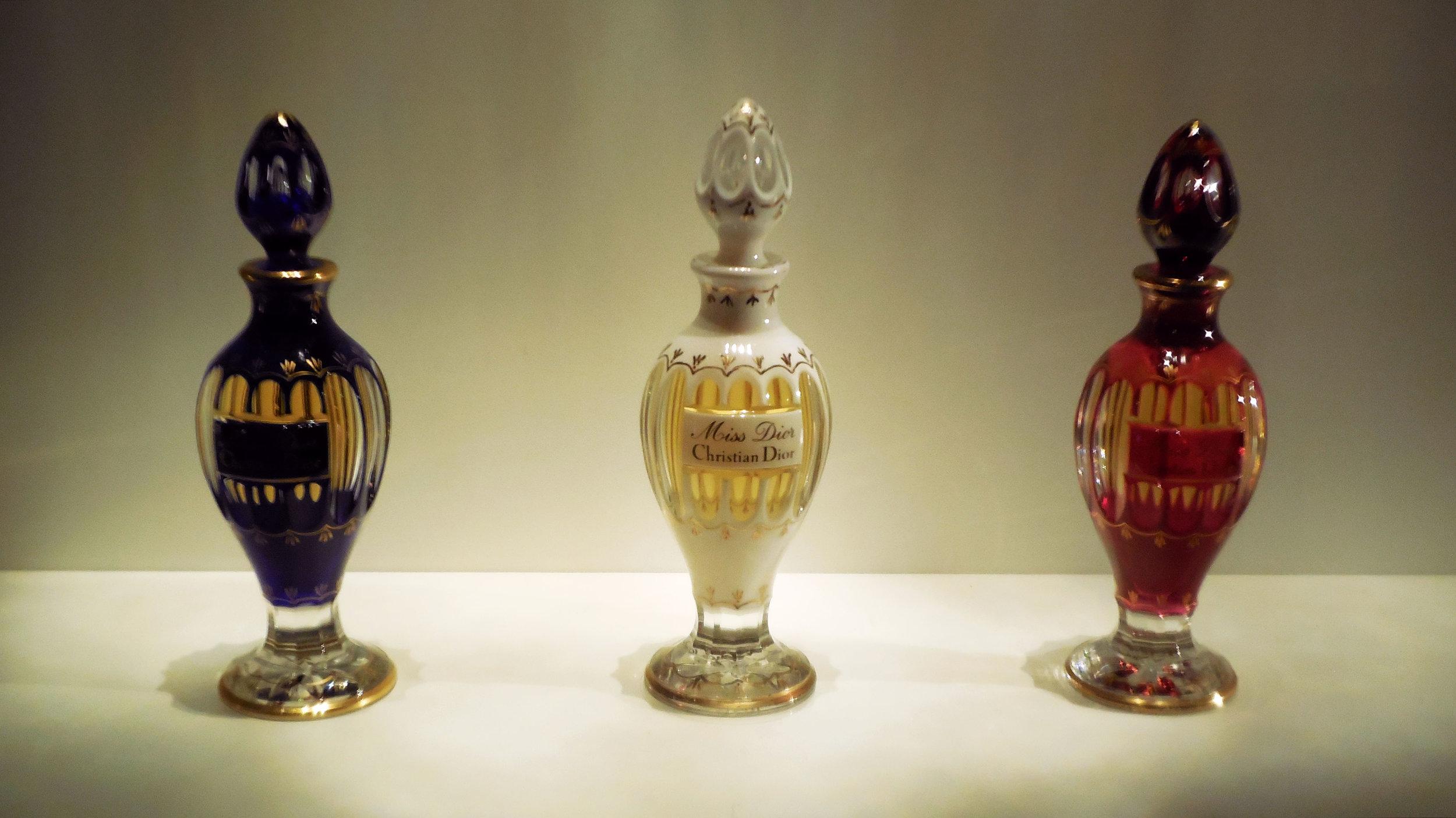 Dior Three Perfume Bottles.jpg