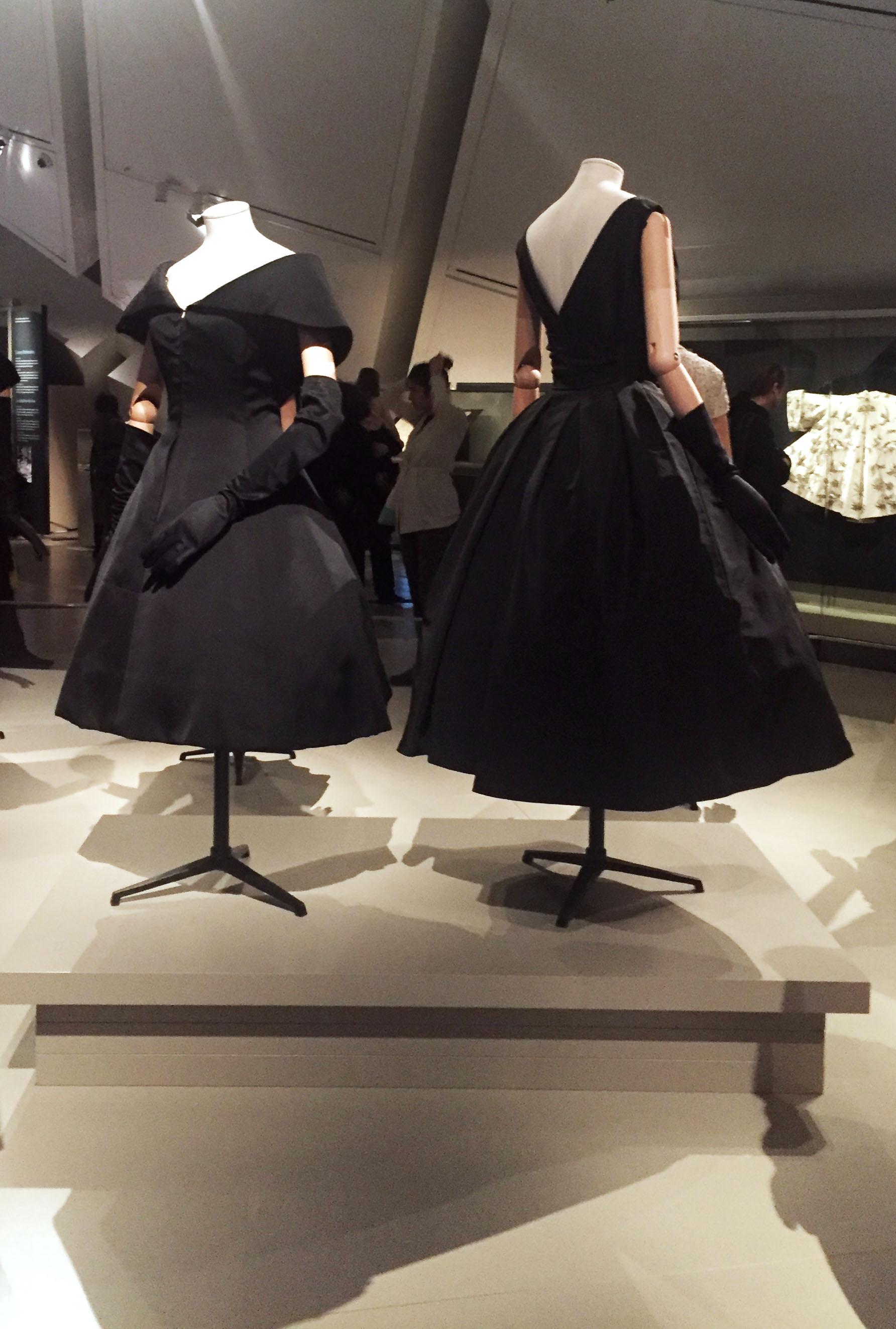 Dior Two Black Dresses.jpg
