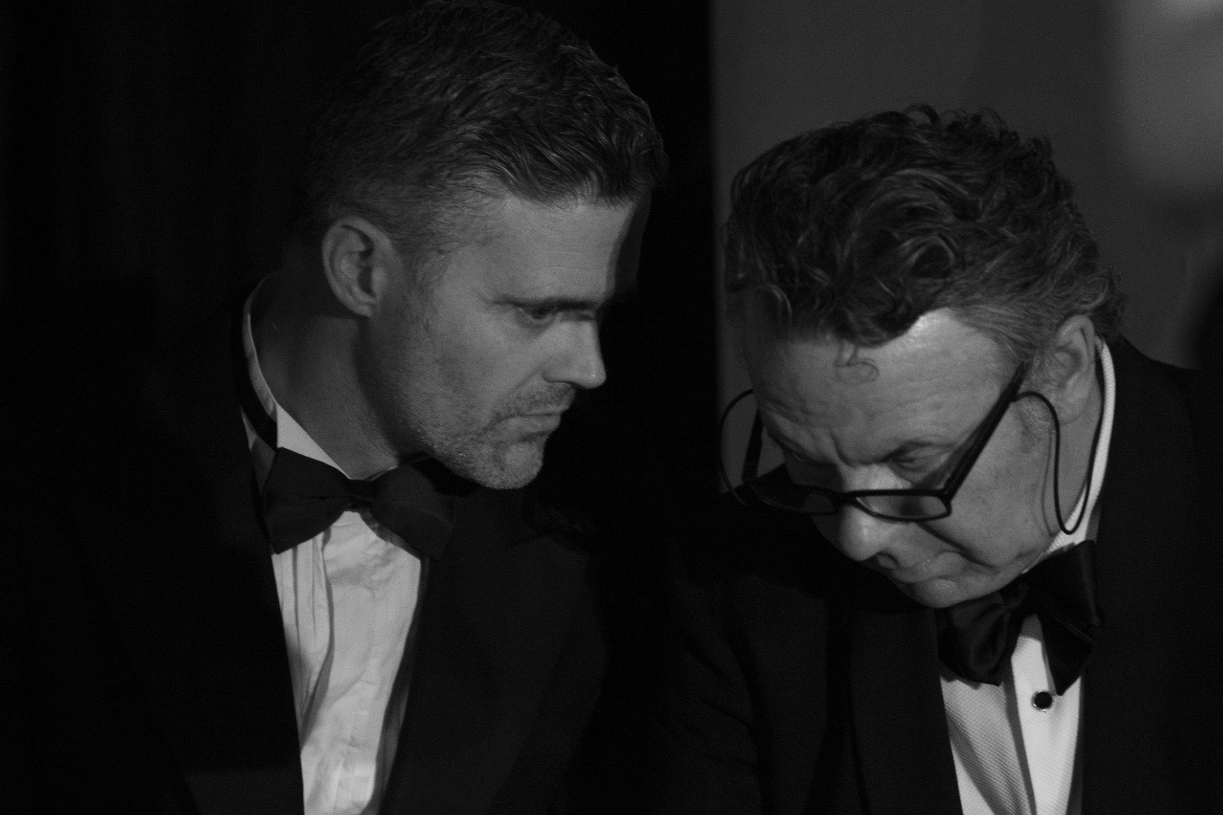 Simon Oats & Michael Veitch