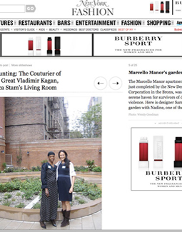 NEW YORK MAGAZINE, MAY 2009