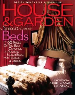 HOUSE & GARDEN, OCTOBER 2004