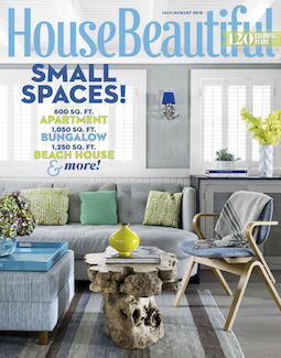 HOUSE BEAUTIFUL, JULY/AUGUST 2016