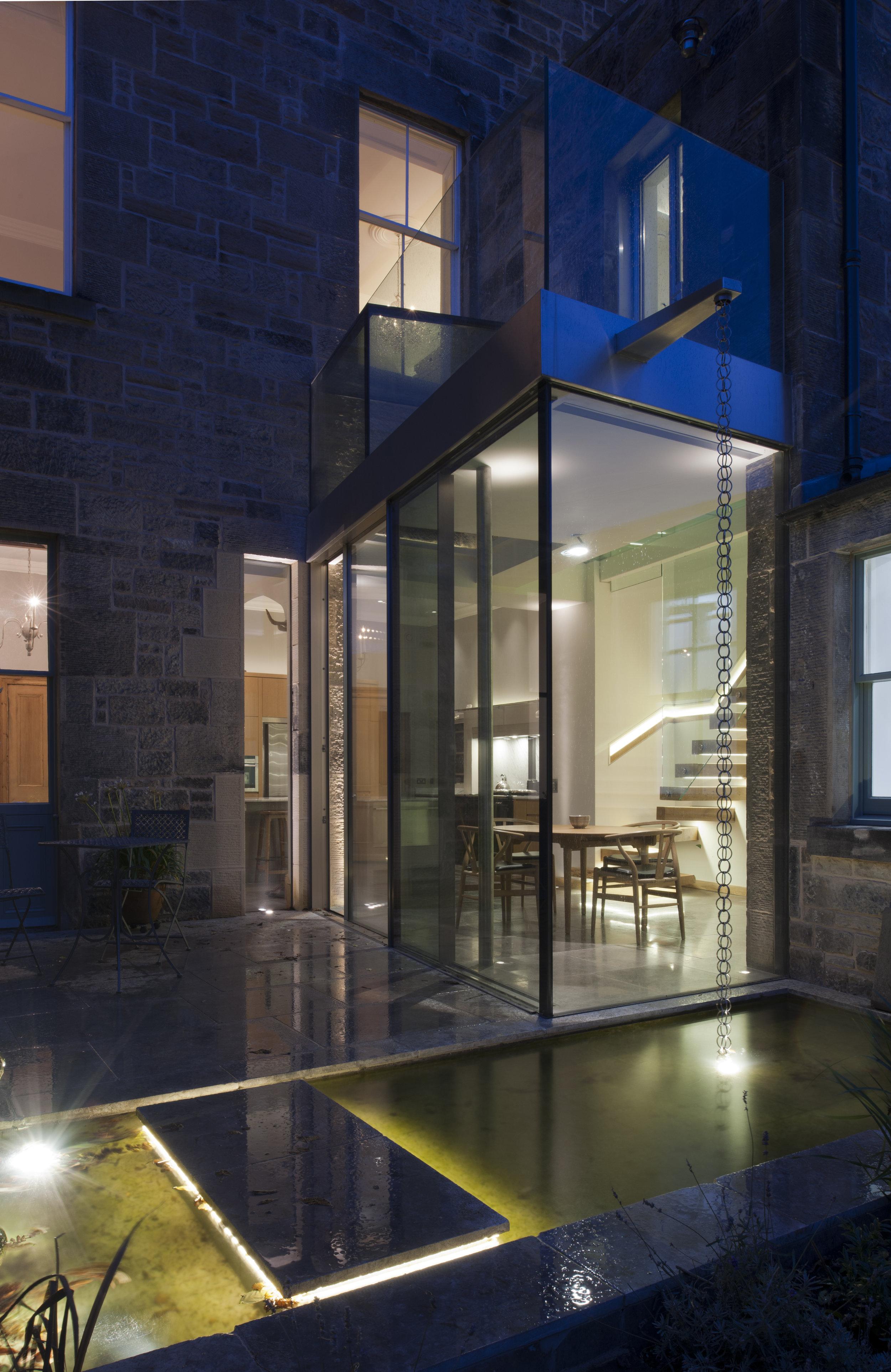 David Blaikie Architects_East Claremont Street