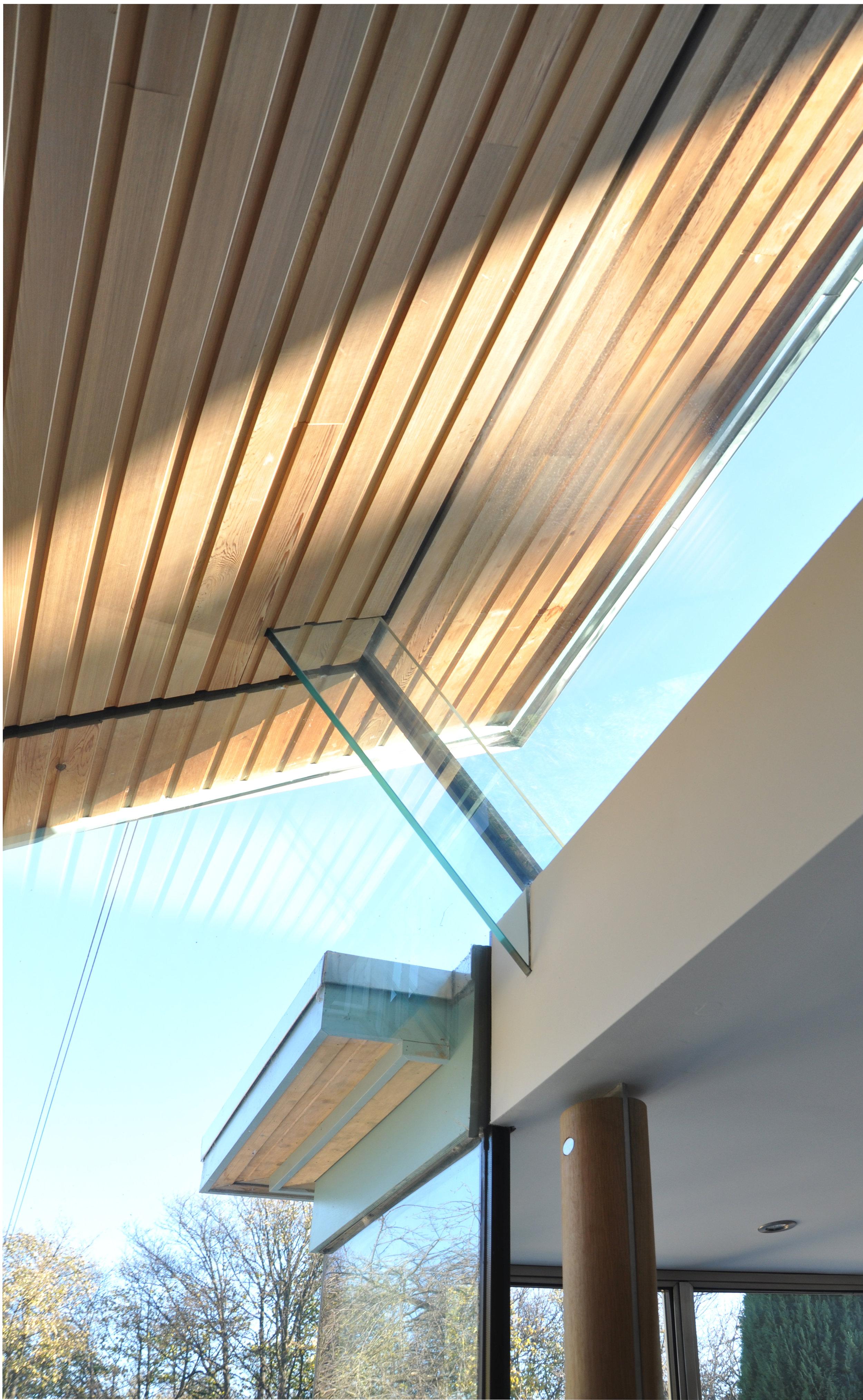David Blaikie Architects_Garscube Terrace Detail