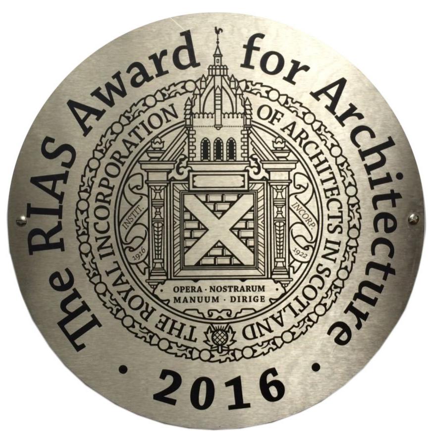 David Blaikie Architects_RIAS Award 2016