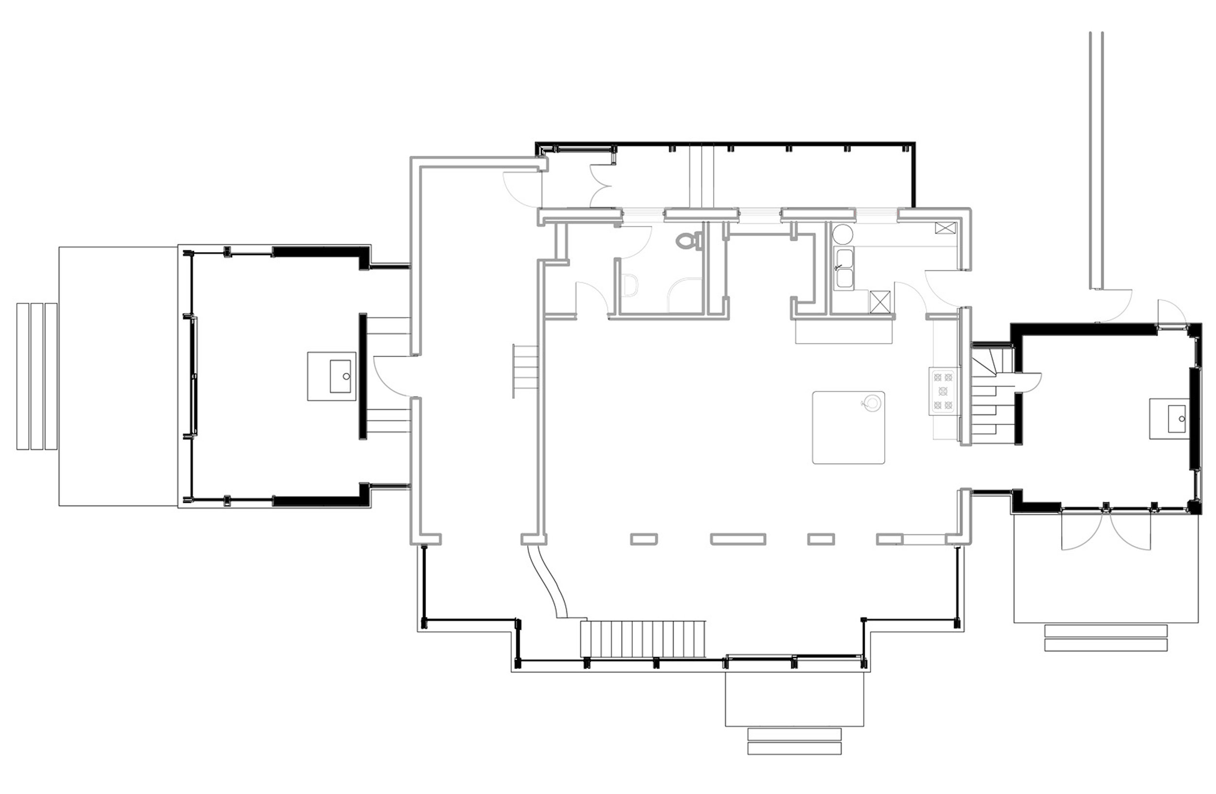 David Blaikie Architects_Halleys Yard Plan