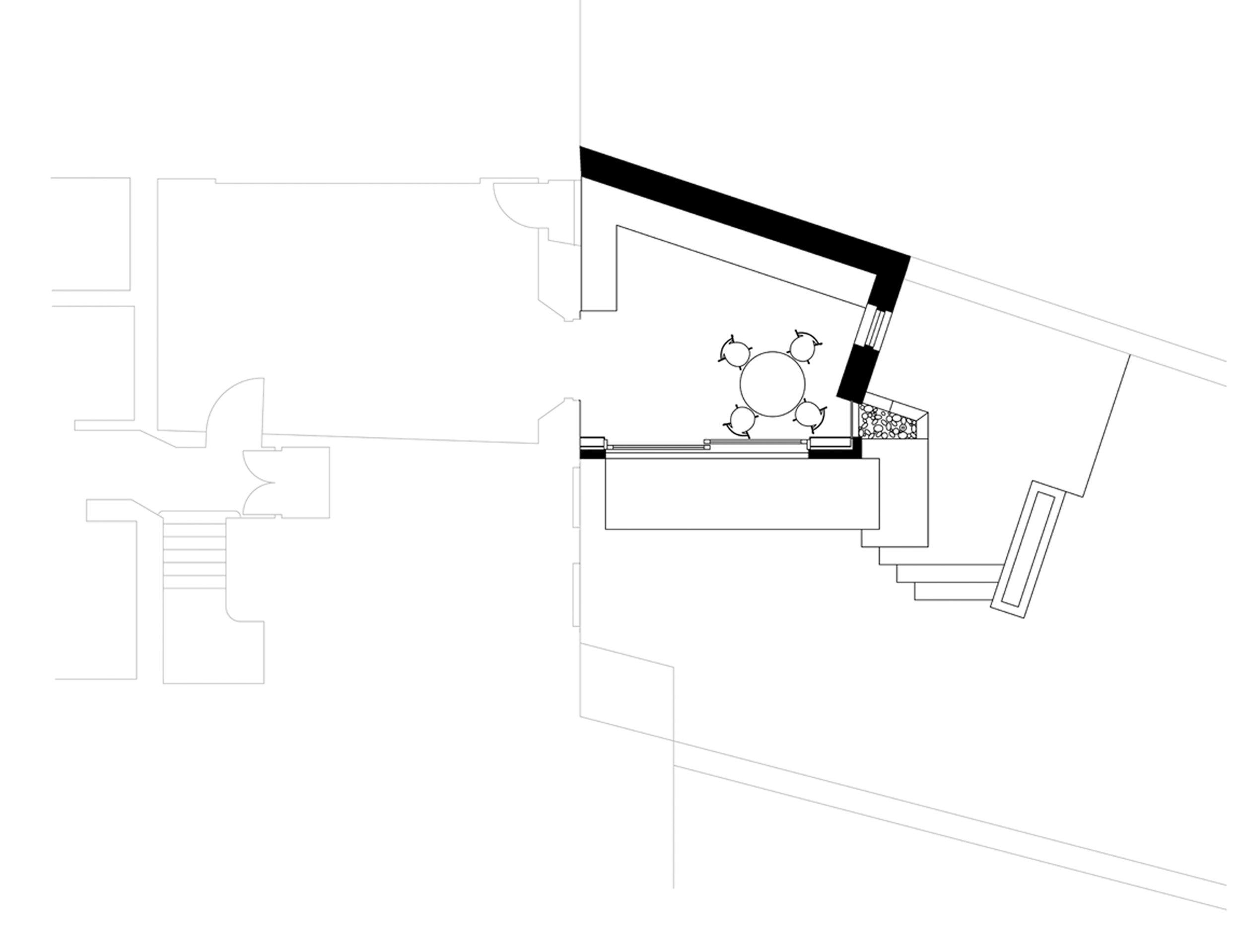 David Blaikie Architects_Clarendon Crescent Plan