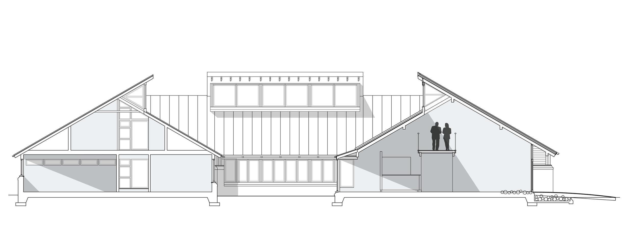 David Blaikie Architects_Dobbies Elevation