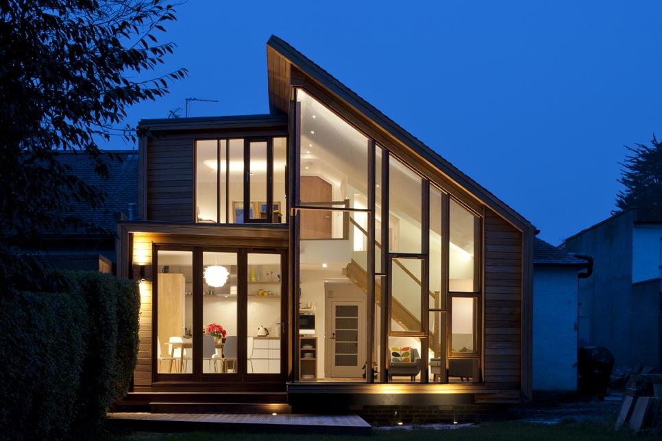 David Blaikie Architects Gardiner Terrace