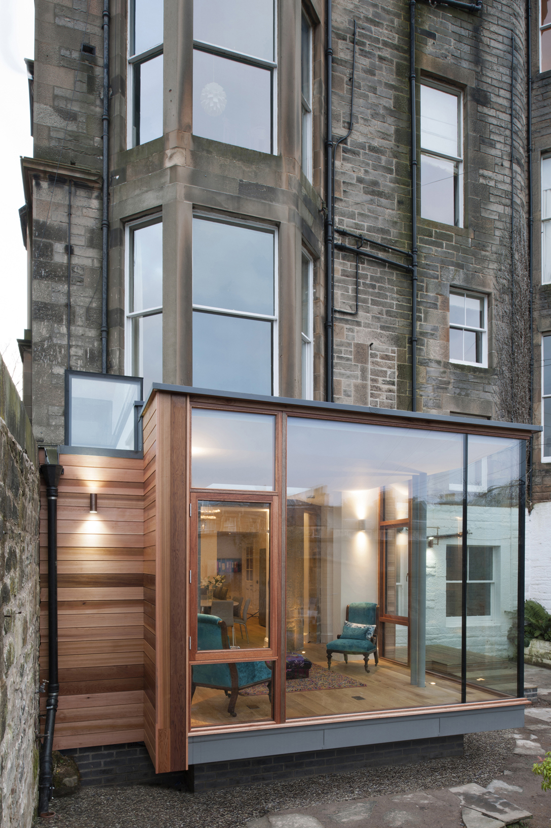 David Blaikie Architects Learmonth Terrace
