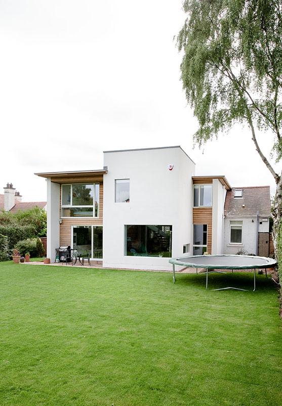 David Blaikie Architects Columba Road