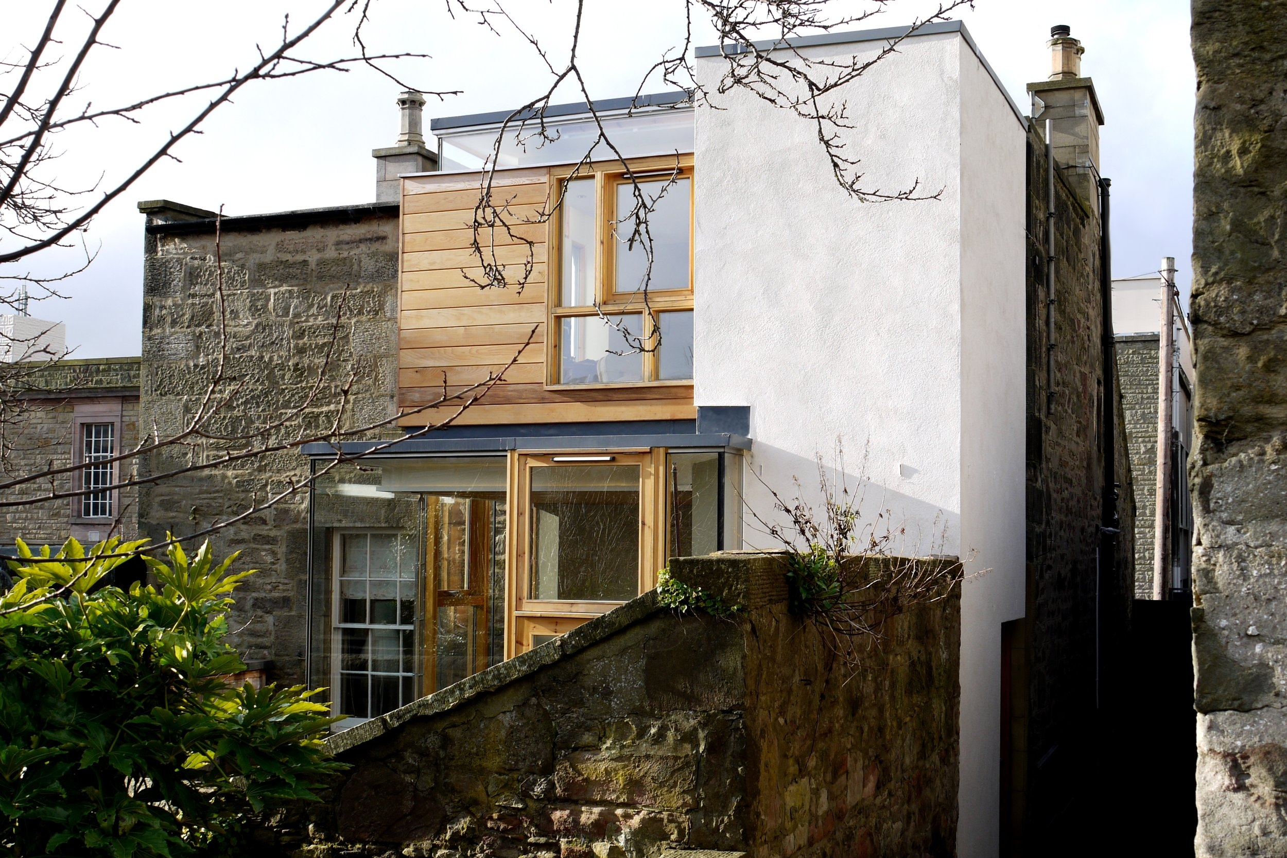 David Blaikie Architects Upper Gray Street